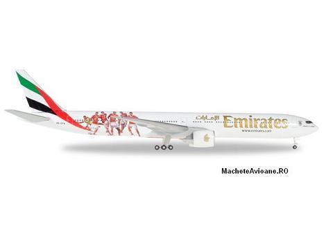 Boeing B777-300ER Emirates 1:500