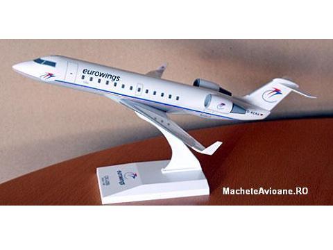 Canadair CRJ-200 Eurowings 1:100