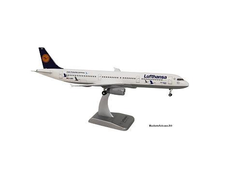 Airbus A321-100 Lufthansa Premium 1:200