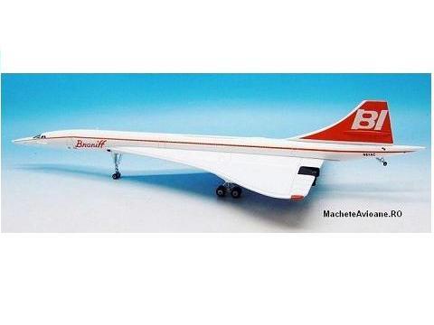 Concorde Braniff International 1:200