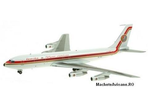 Boeing B707-320 Egypt Air Cargo 1:200