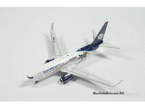 Boeing B737-700 Aeromexico 1:400