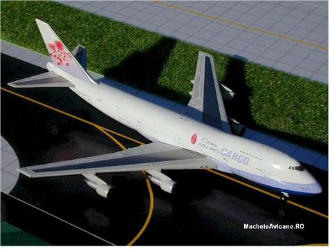 Boeing B747-200F China Airlines Cargo 1:400
