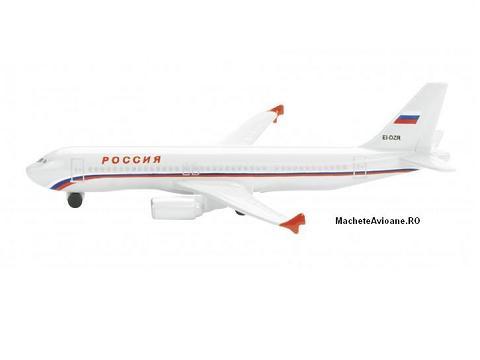Airbus A320-200 Rossiya 1:600