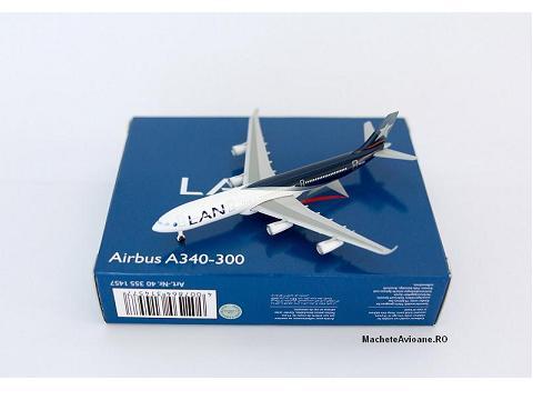 Airbus A340-300 LAN 1:600