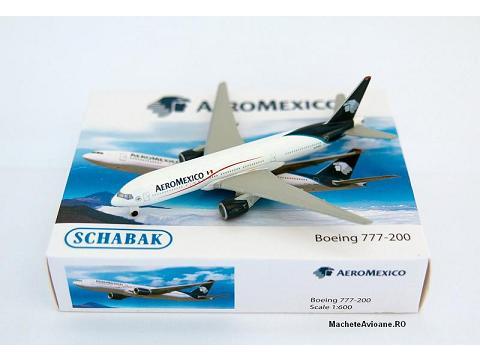 Boeing 777-2Q8ER Aeromexico 1:600