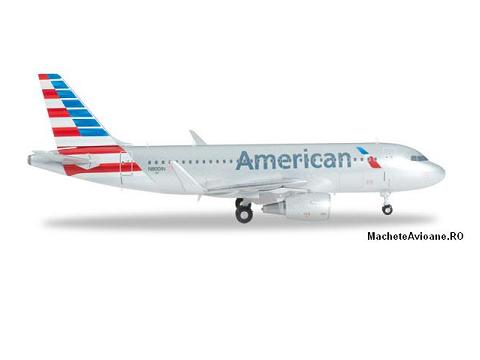 Airbus A319 American Airlines 1:200