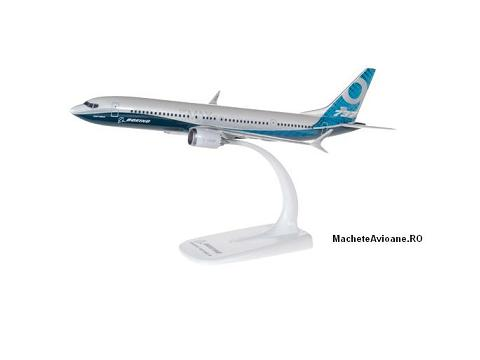 Boeing B737 MAX 9 Boeing House Colors 1:200