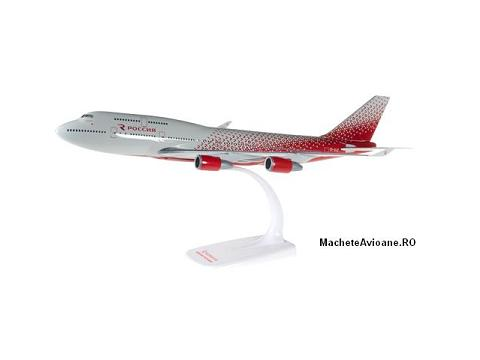 Boeing B747-400 Rossiya Airlines 1:250
