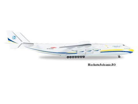 Antonov AN-225 Antonov Design Bureau 1:400