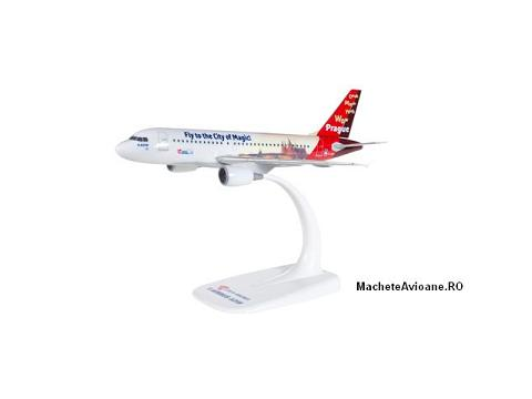 Airbus A319-100 CSA Czech Airlines 1:200