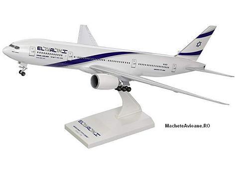 Boeing B777-200 EL AL 1:200