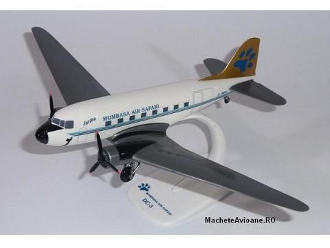 DC-3 Mombasa Air Safari 1:100