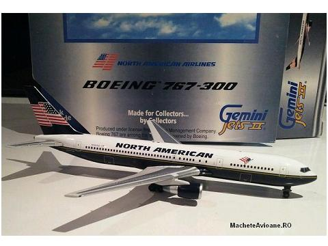 Boeing B767-300ER North American Airlines 1:400