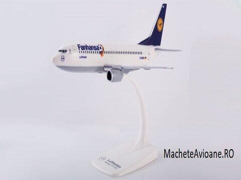 Boeing B737-300 Lufthansa 1:180