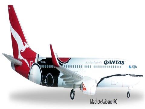 Boeing B737-800 Qantas 1:200