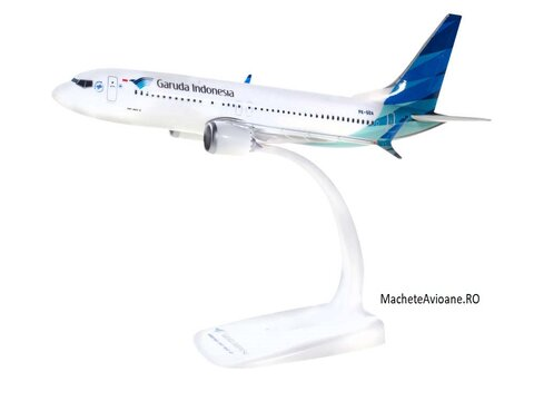 Boeing B737 MAX 8 Garuda Indonesia 1:200