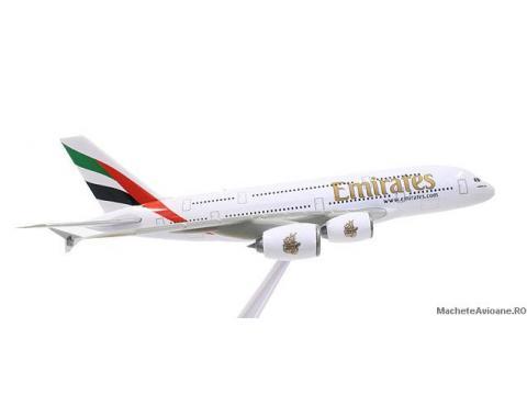 Airbus A380 Emirates 1:250