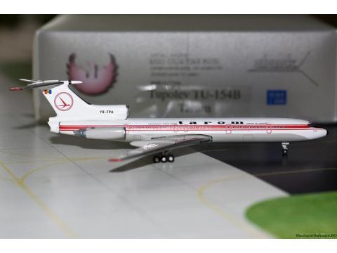 Phoenix Tarom Tupolev TU-154B2 1:400
