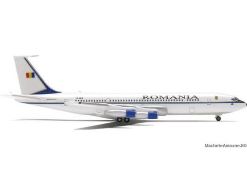 Boeing B707 Romavia 1:500