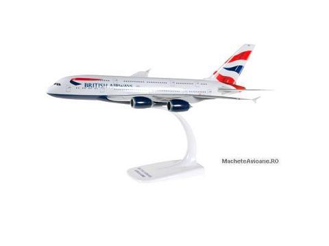 Airbus A380 British Airways 1:250