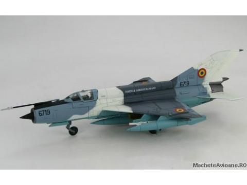 Hobby Master Romanian Air Force MiG-21MF 1:72