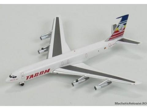 Boeing B707-321C Tarom 1:400