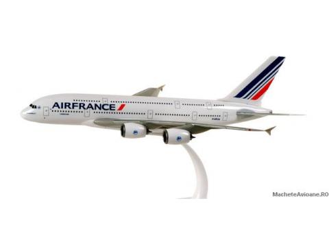 Airbus A380-800 Air France 1:250