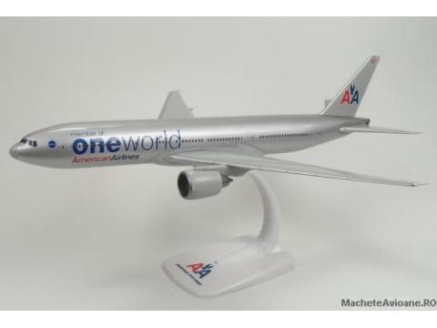Boeing B777-300 American Airlines New Livery 1:200