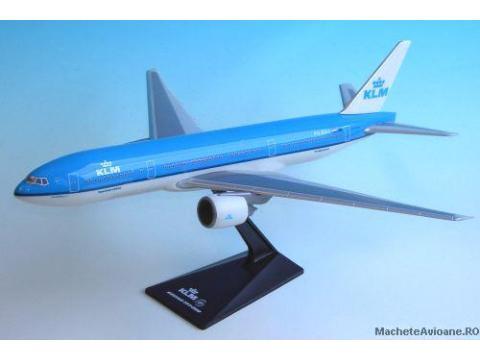 Boeing B777-300 KLM Blue 1:200