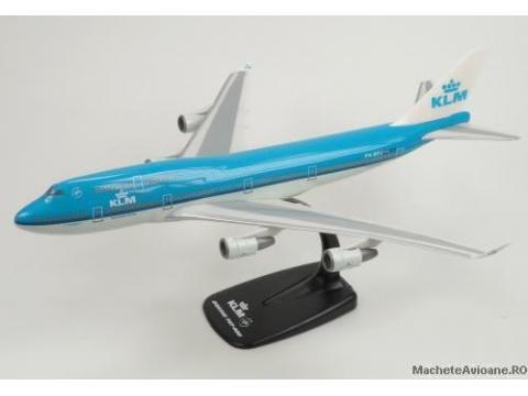 Boeing B747-400 KLM 1:250
