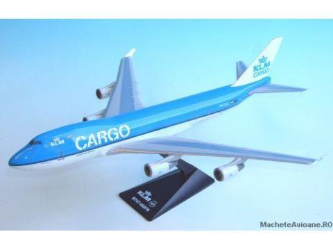 Boeing B747-400F KLM Cargo 1:250