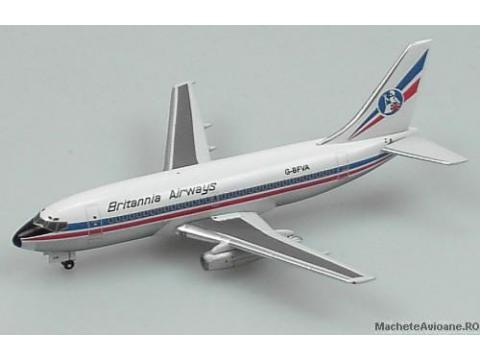 Boeing B737-200 Britannia Airways 1:400
