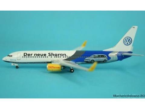 Boeing B737-800 TUIfly.com 1:400