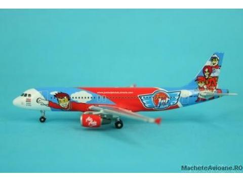 Airbus A320-200 AirAsia 1:400