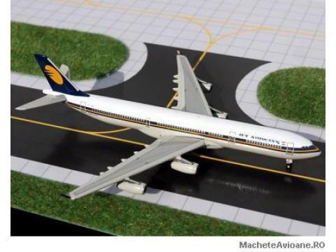 Airbus A340-300 Jet Airways 1:400