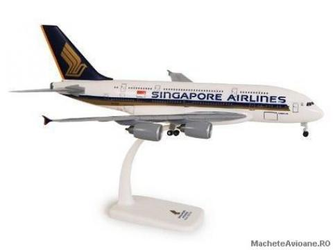 Airbus A380-800 Singapore Airlines 1:250