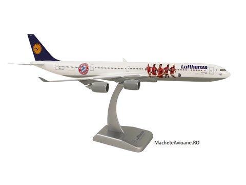 Airbus A340-600 Lufthansa LX 1:200
