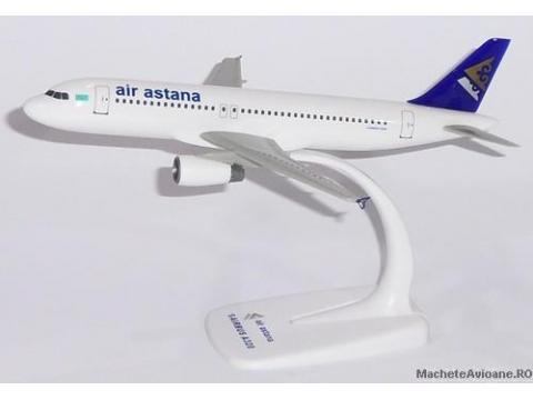 Airbus A320-200 Air Astana 1:200