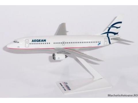 Boeing B737-300 Aegean Airlines 1:180