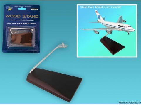 Stand Lemn Gemini Jets 1:400/1:200
