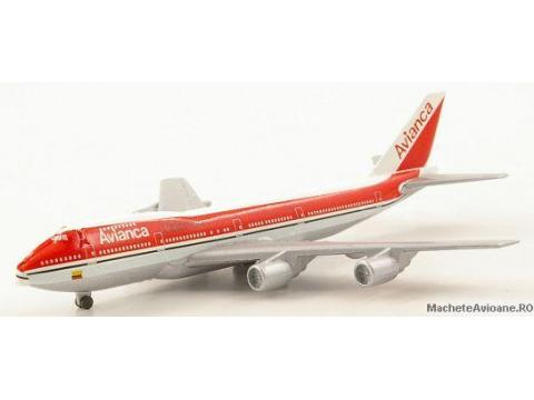 Machete Metalice Avioane Schabak 1:600