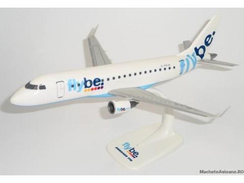 Embraer ERJ175 Flybe 1:100