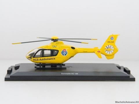 Eurocopter EC135 TCS Ambulance 1:87