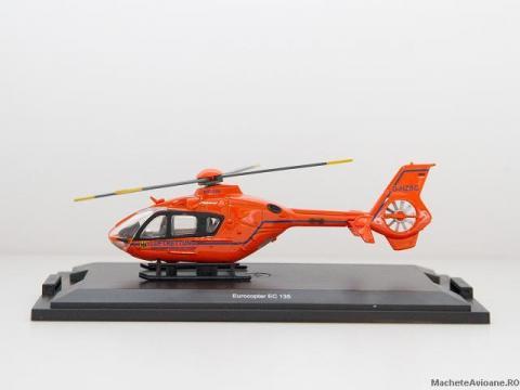 Eurocopter EC135 Luftrettung BMI 1:87