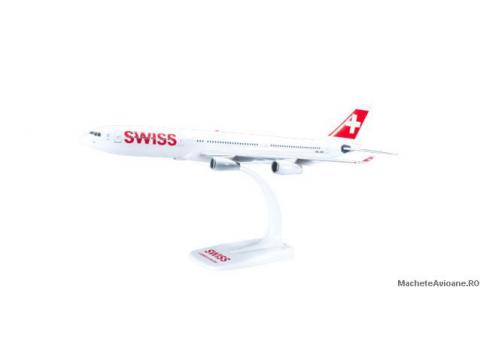 Airbus A340-300 Swiss International Air Lines 1:200