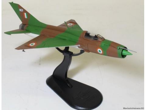 Mikoyan-Gurevich MiG-21D FL Indian Air Force 1:72