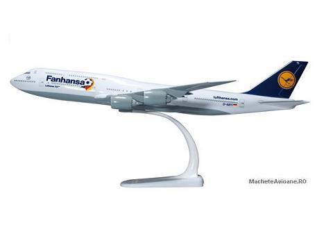 Boeing B747-8i Lufthansa 1:250