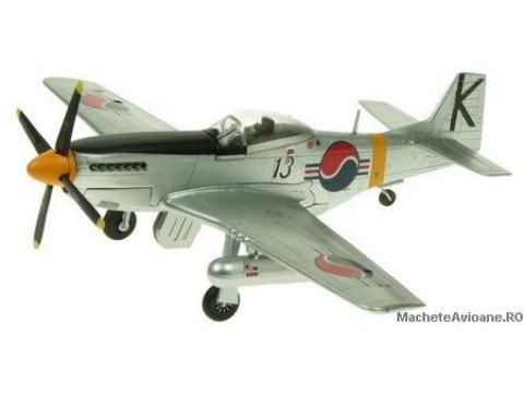 North American P-51D Mustang RoKAF 1:72