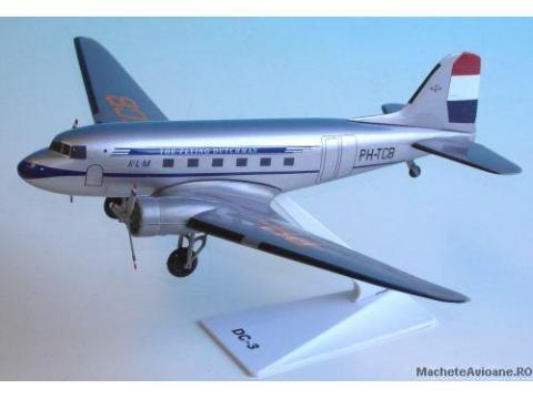 DC-3 KLM 1:100